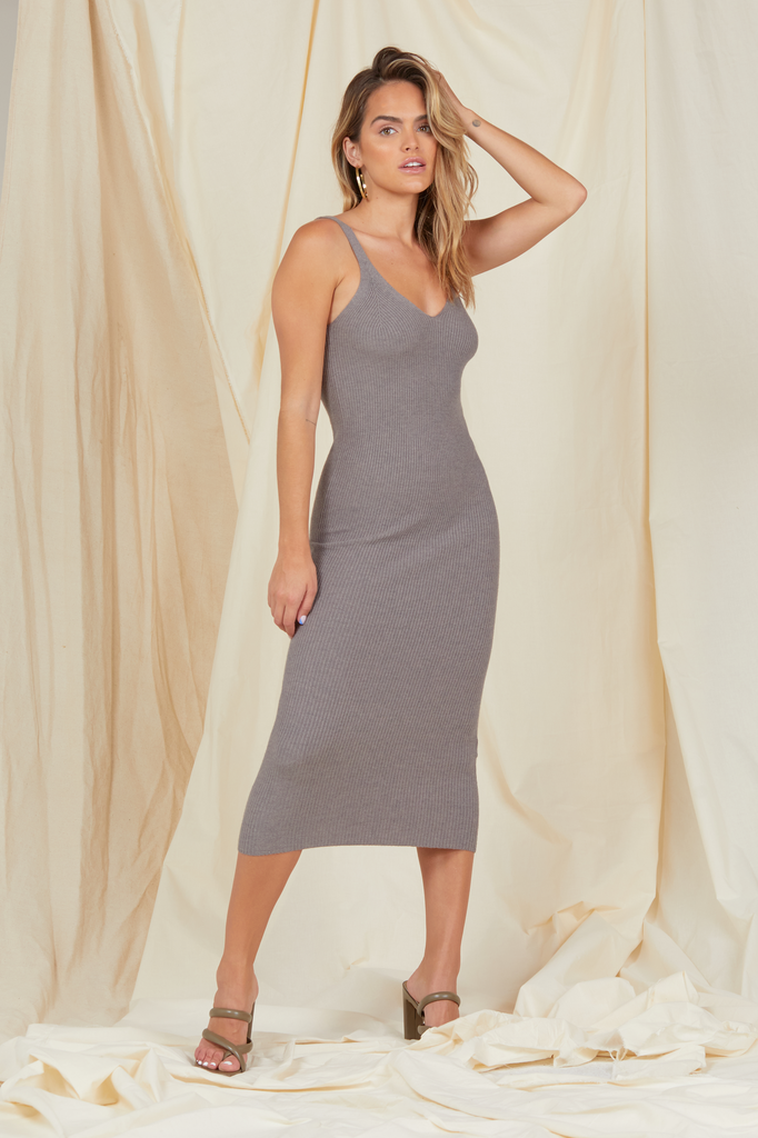 Midi Take It Easy Midi Dress