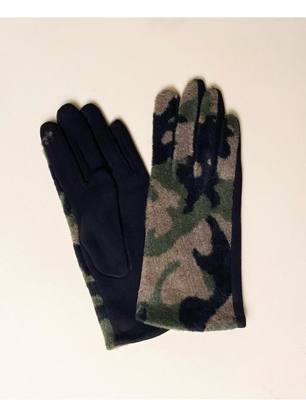 Gloves Camo Smart Touch Gloves