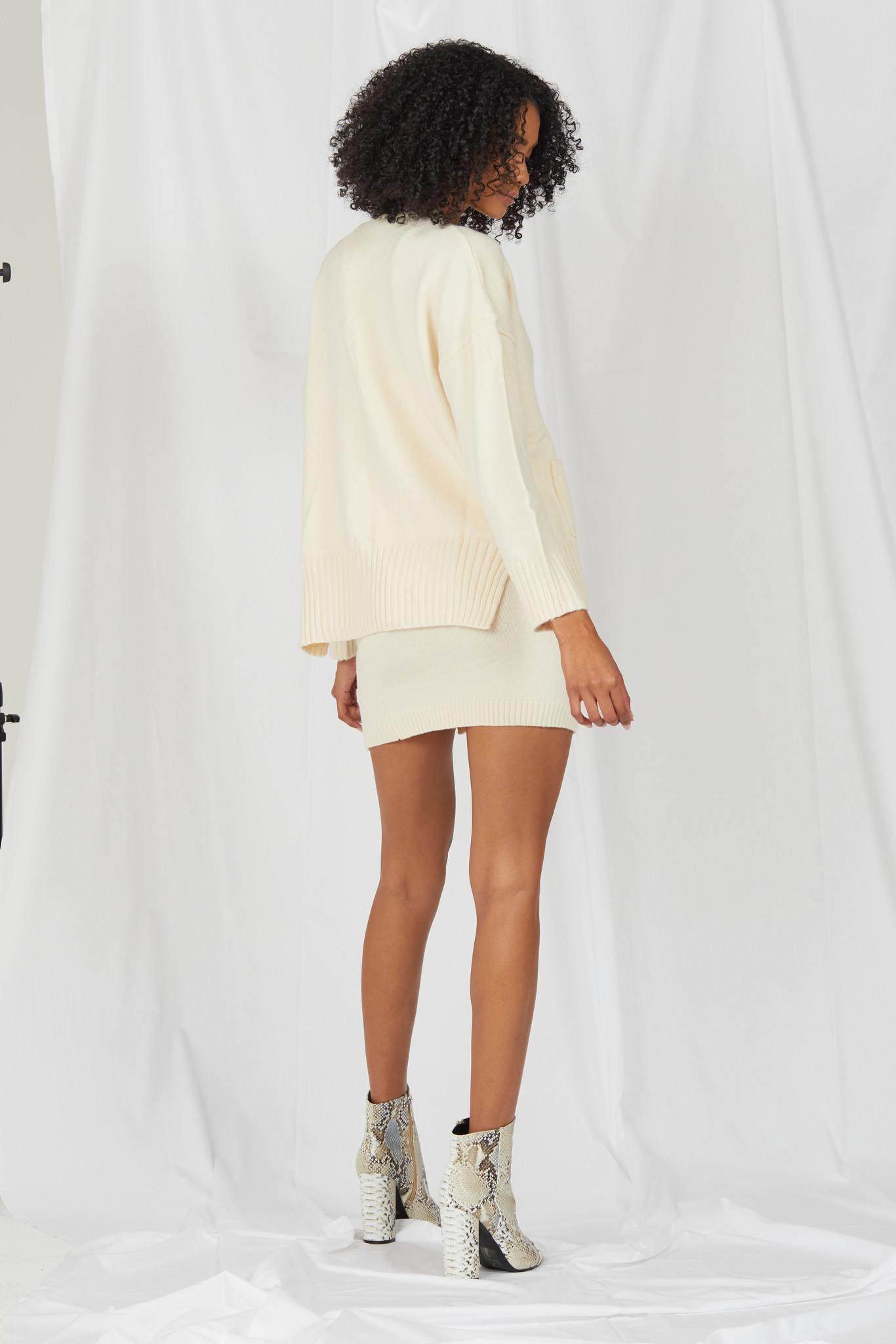 Skirt Long Weekend Knit Skirt