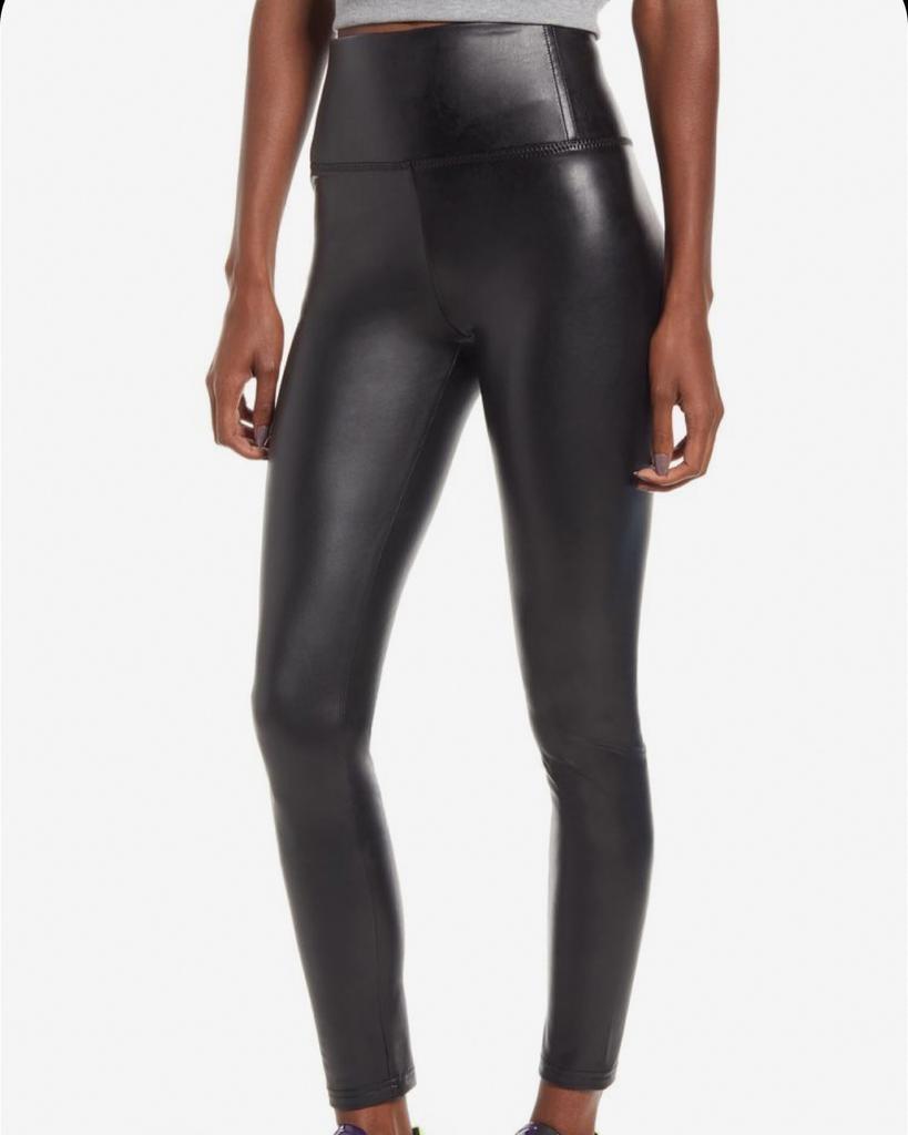 Leggings Dauntless Vegan Leather Leggings