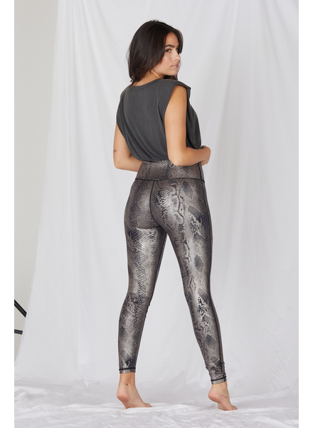 Leggings Copperhead Snake Leggings