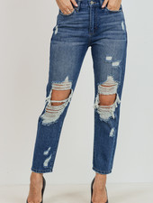 Jeans Destroyed Boyfriend Jeans
