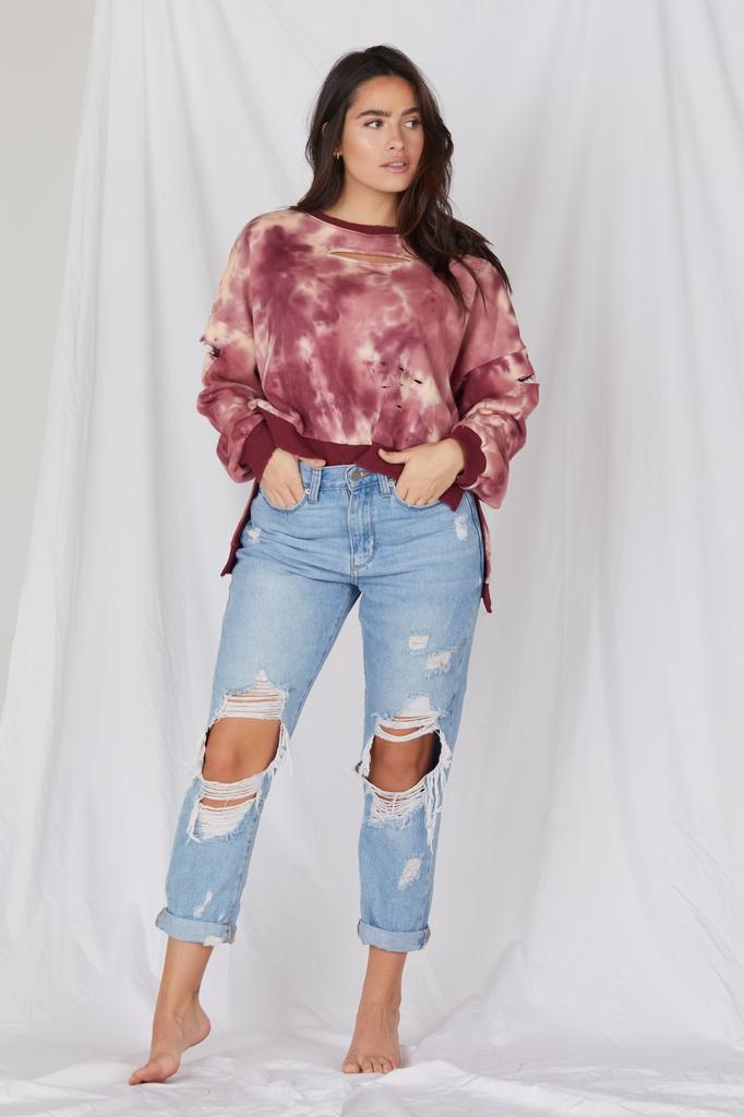 Knit Cool & Collected Top