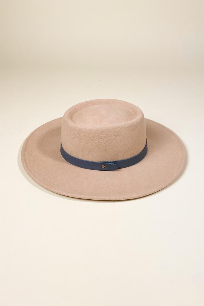 Hat Eye Spy Wool Hat