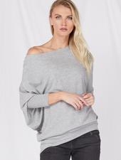 Knit Grey Dolman Favorite Knit