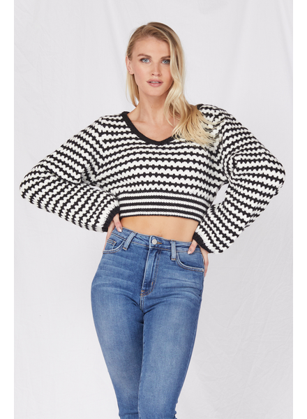 Crop Good For You Knit
