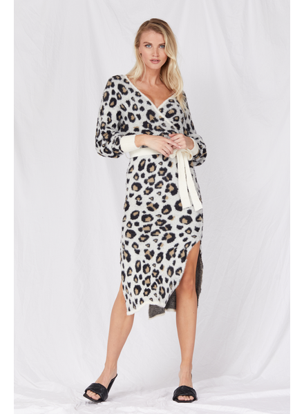 Midi I've Been Spotted Dress