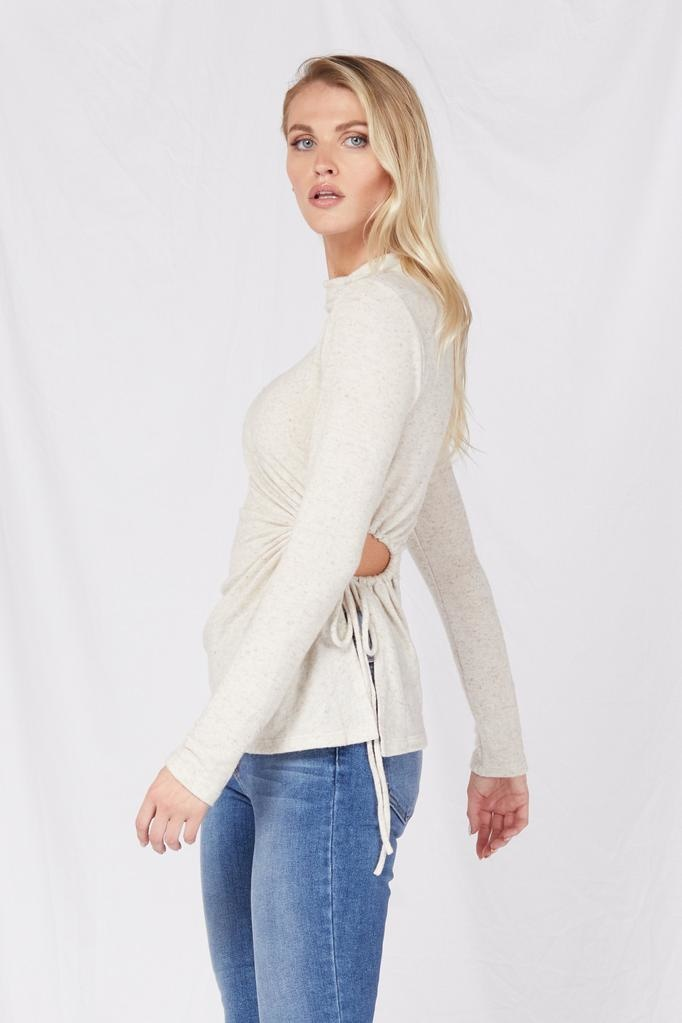 Knit You Pick the Spot Top