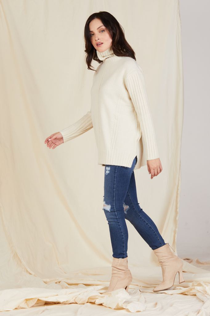 Sweater Shimmer Shimmer Shake Sweater