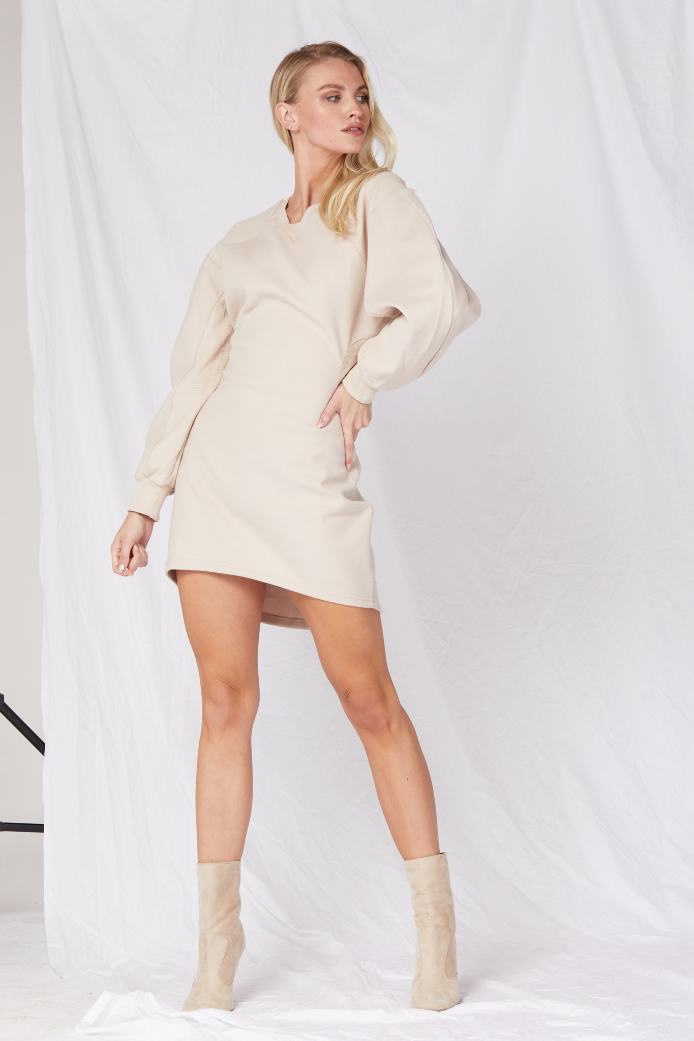 Mini Sweet Comfort Mini Dress
