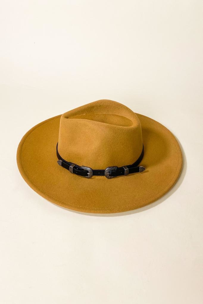 Hat Take the Long Way Fedora