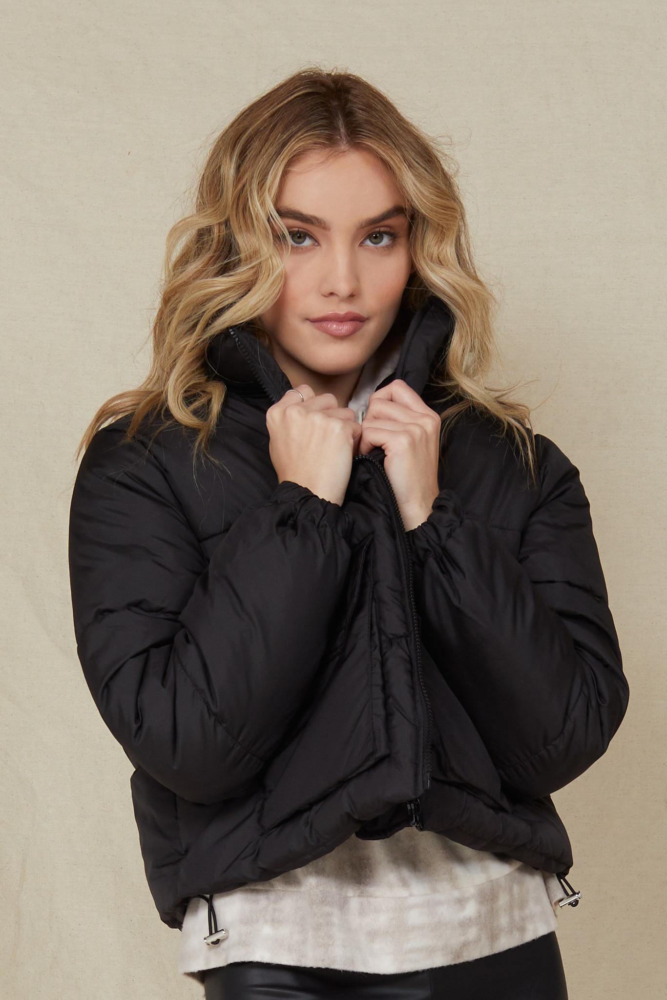 Lightweight Cool Times Puffer Jacket