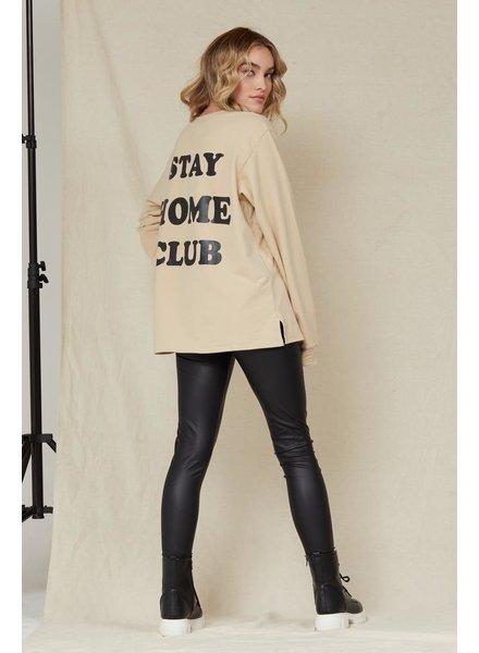 T-shirt Stay Home Club T-Shirt