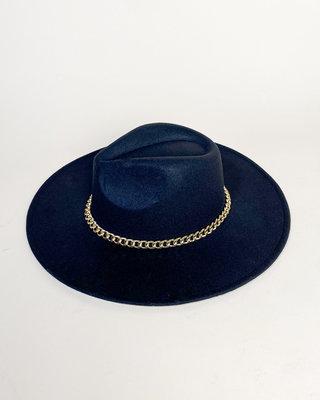 Hat Black Chain Gang Hat