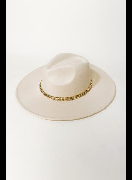 Hat Beige Chain Gang Hat