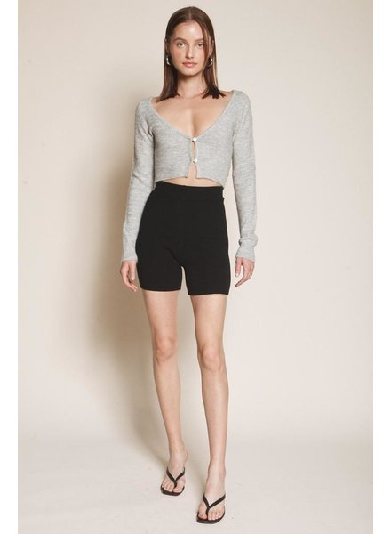 Shorts Trending Black Biker Shorts