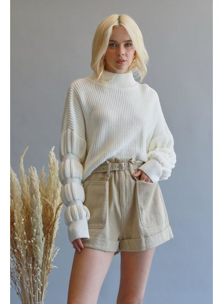 Knit Close Knit Cropped Sweater