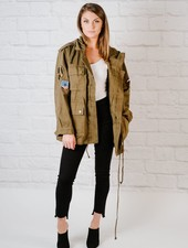 Casual Military Rocket Jacket