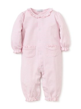 Kissy Kissy Simple stripes playsuit with ruffles by Kissy Kissy
