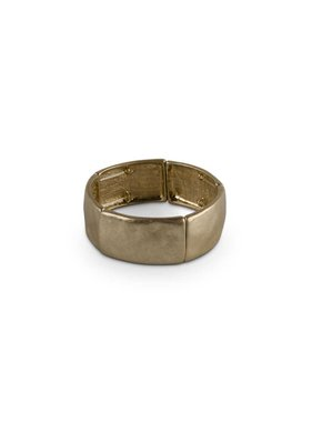 K&K Interiors Matte finish stretch bracelet