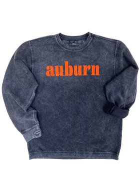 Kickoff Couture Corded pullover