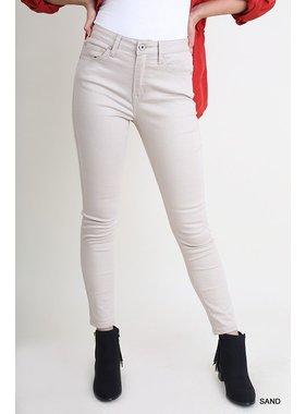 Umgee Basic 5 pocket stretch skinny jeans