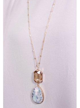 Caroline Hill Forsyth delicate chain necklace