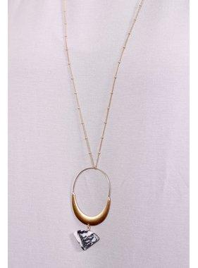 Caroline Hill Brokaw delicate chain necklace