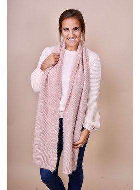 Caroline Hill Blue ridge soft acrylic scarf