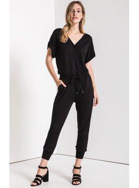 Z Supply Wrap front jumpsuit