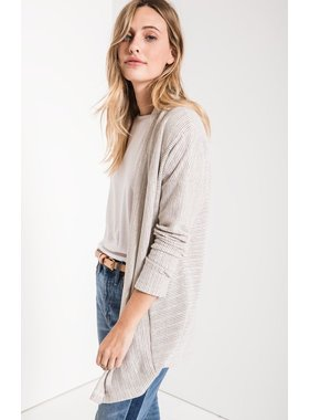 Z Supply Hacci open cardigan