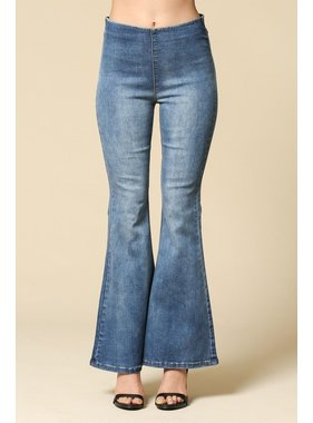 By Togeher Flared bell botton jeggings