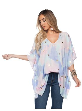 Buddy Love Wholesale North top in Unicorn Dreams