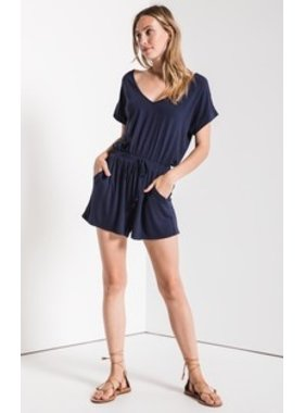 Z Supply The Blaire Sleek Jersey Romper by ZSupply