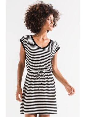 Z Supply The striped shirred dress by Z Supply