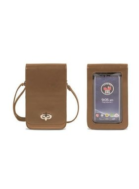 Save The Girls Classic Elegance Leather Phone Purse