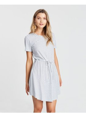 House Of Quirky River skater dress by MINKPINK
