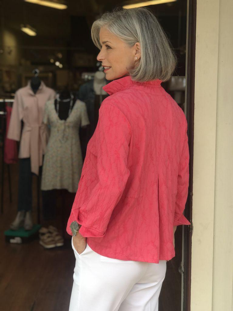 Habitat peplum style jacket