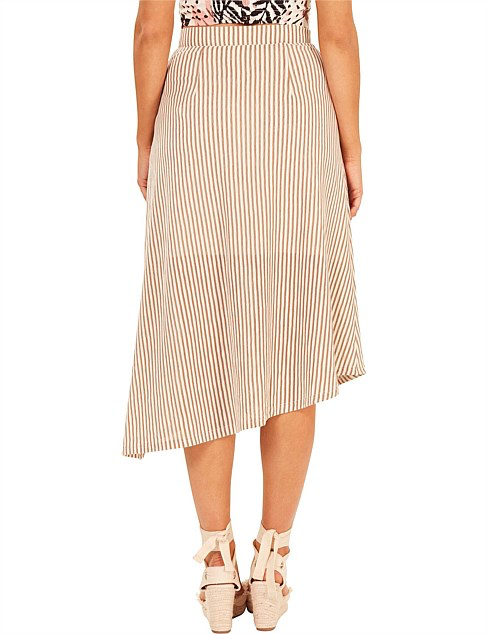 House Of Quirky Blair Knit Midi Skirt