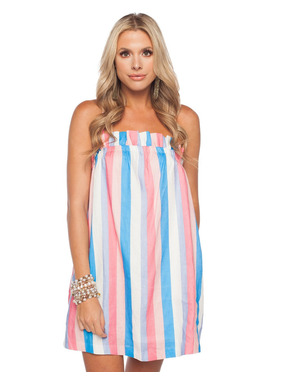 Buddy Love Wholesale Treasure Stripe dress by Buddy Love