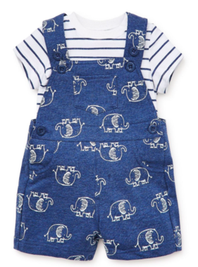 Little Me Elephant Shortall