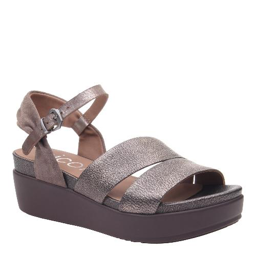 Consolidated Shoe Co. Kirra Sandal by Nicole