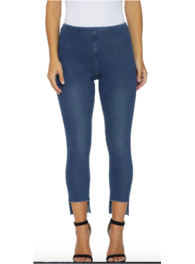 Lysse' Stagger Denim Leggings by Lysse