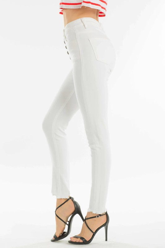 KanCan 5 button skinny jean by KanCan