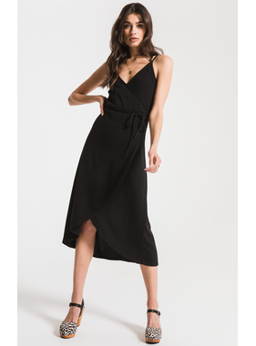 Z Supply The solid wrap dress by Z Supply