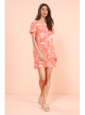 House Of Quirky Sahara breeze t shirt dress
