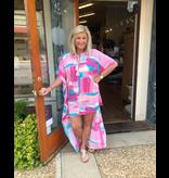 Buddy Love Wholesale Derby dress in Watercolor