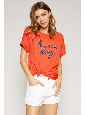 Sadie & Sage American honey graphic tee