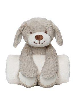 Elegant Baby Bedtime Huggie - Puppy