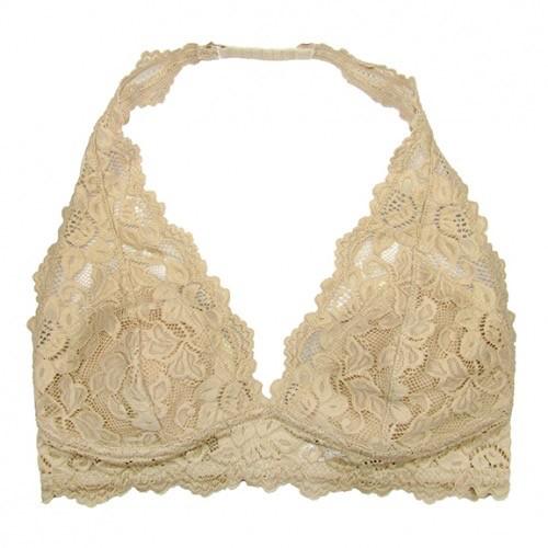 76d1063596 Coobie Halter Lace Bralette - Cloud Nine Gifts   Apparel